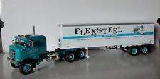 First Gear 1/34 US Sattelschlepper 1953 KENWORTH BULLNOSE  RARITÄT