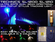 Technics SL-1200 SL-1210 Ultra Brite Dual-Beam Directional SMD LED Stylus Light