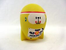 SQWERTS TADO Sheffield Moor Run yellow Vinyl Figure Jamungo 2005 - Loose