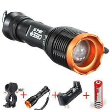 3000LM XML T6 LED Cycling Bike Flashlight Bicycle Head Front Torch Light+Support
