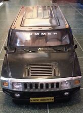 New Bright R/C Hummer H2 - With BeatBox Very Rare Find - 1/6 Scale Body