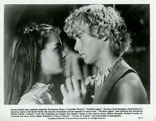BROOKE SHIELDS CHRISTOPHER ATKINS THE BLUE LAGOON 1980 VINTAGE PHOTO ORIGINAL #6