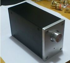 #0609 Mini upright Aluminum case for LM1875 amplifier preamp chassis 70*100*160