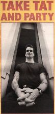 20/2/93PGN11 ARTICLE & PICTURES : HENRY ROLLINS