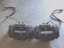 86-91 Mazda RX7 front R & L brake calipers 4 piston FC3S S4 S5 TURBO II