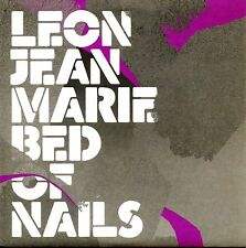 """LEON JEAN MARIE - BED OF NAILS - 7"""" VINYL SINGLE + INNER COVER - MINT"""