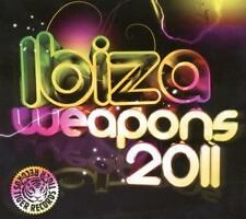Various - Tiger Records Pres.Ibiza Weapons 2011 (OVP)