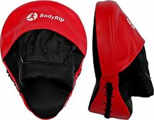 BodyRip BOXING PUNCHING KICKING THICK CURVED TARGET FOCUS PUNCH MITT PAD GYM