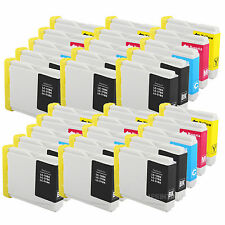 30Pk Ink Cartridge Fits Brother  LC51 LC-51 DCP-130c, DCP-330c, DCP-350C