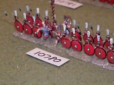 25mm early roman infantry 20 figures (10780)