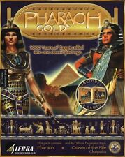 Pharaoh + Cleopatra: Queen of the Nile PC (Win XP, Vista, 7, 8, 10)