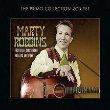 MARTY ROBBINS - ESSENTIAL GUNFIGHTER BALLADS AND MORE 2 CD NEU