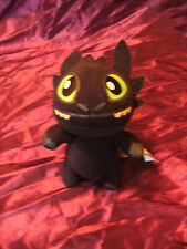 DREAMWORKS DRAGONS Defenders OF berktoothless Giocattolo morbido, 7""