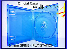 Playstation 4 ps4 Case 14mm - NEW [holds 1 DISC]