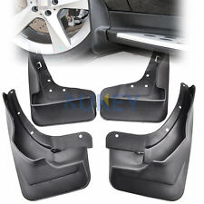 FIT FOR 12~15 MERCEDES BENZ M ML350 W166 W/RUNNING BOARD MUD FLAPS SPLASH GUARDS