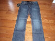 MENS ROCK & REPUBLIC STRAIGHT LEG HENLEE SWIG JEANS SIZE 32X34 NEW WITH TAGS