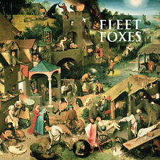"Fleet Foxes SELF TITLED Debut Album GATEFOLD New Vinyl LP + SUN GIANT 12"" EP"