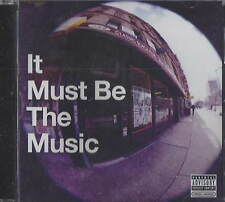 IT MUST BE THE MUSIC RSD 2013 Record Store Day Sampler CD NEW SEALED
