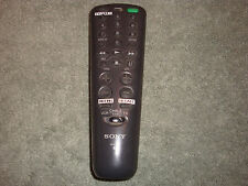 Sony RM-VL311 Remote Control includes manual and batteries