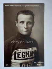 AYMO BARTOLOMEO ciclismo cycling Giro d'Italia vecchia cartolina