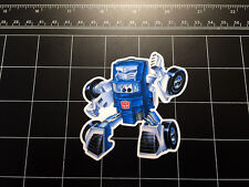 Transformers G1 Tailgate box art vinyl decal sticker Autobot toy 1980's 80s