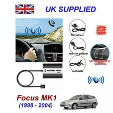 For Ford FOCUS Bluetooth Hands Free Phone AUX Input MP3 USB Charger Module 12pin