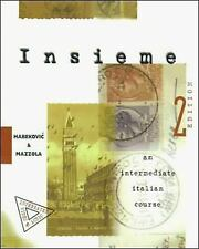 Insieme:  An Intermediate Italian Course (Student Edition)-ExLibrary