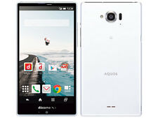 SHARP SH-01G AQUOS IGZO EDGEST PHONE ANDROID 5.0 SMARTPHONE UNLOCKED NEW CRYSTAL