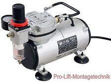 Airbrush Kompressor AS18-2 Airbrushkompressor 23 Liter/min wartungsfrei 01766