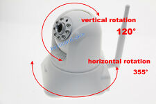 EasyN 187C Full HD 1.3MP 1080p Wireless Plug & Play PT P2P IP Network Camera