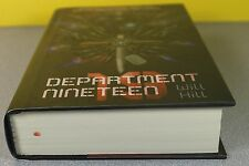 Department Nineteen: Department 19 by William Hill (Hardcover)