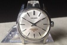 Vintage SEIKO Hand-Winding Watch/ LORD MARVEL 5740-8000 SS 23J 1968 For Repair