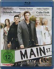 Blue-ray DVD - MAIN ST. Street mit Orlando Bloom Patricia Clarkson - wie neu