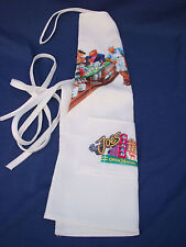 "Vintage 1993 JOE CAMEL Hard Pack BBQ APRON ""Joe's Diner, Open 24 Hours"". NEW NOS"