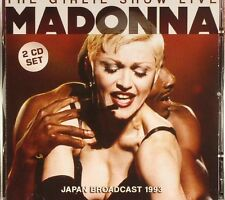 MADONNA - The Girlie Show Live - CD (2xCD)