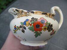 John Steventon/Royal Venton Ware - Creamer - Floral Design