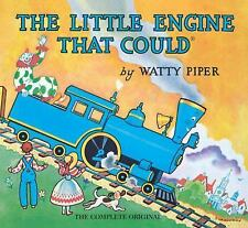 Kids fun hardcover:The Little Engine that Could-can little engine deliver toys?