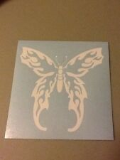 Tribal Butterfly Vinyl Die Cut Decal,window,car,truck,beach,laptop,funny,iPad