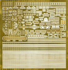 WEM PE7052 1/700 Bismarck/Tirpitz Detail Up for Trumpeter/Dragon/Aoshima