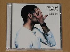 NIKOLAI TOMAS - WILD ON - POEMS FOR LAILA