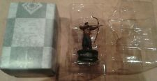 LOTR Chess Collection Series 2 Haradrim Archer Black Pawn Boxed MINT