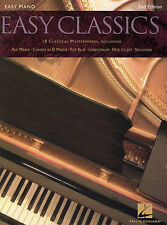 Easy Classics Learn to Play Verdi Bach Beginner Classical Piano Music Book