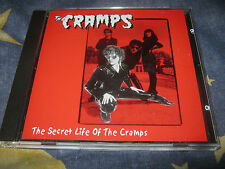 The Cramps ‎– The Secret Life Of The Cramps RARE CD ! mint!