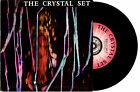"CRYSTAL SET - WHOLLY HOLY / HUBBLE BUBBLE - RARE 7"" 45 VINYL RECORD PIC SLV 1987"