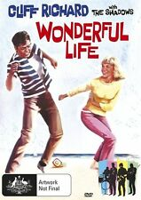 Cliff Richard: Wonderful Life NEW R4 DVD