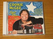 Right Place by Cookie McGee (CD, Sep-1998, JSP (UK))