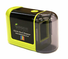 Arpan Lime Green Automatic Battery Operated Desktop Pencil Sharpener  V-3-GR