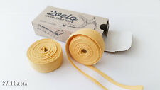 2Velo TOP COTTON Vintage HANDLEBAR TAPE vintage yellow