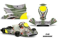 KG Freeline Cadet AMR Racing Graphics Birel Krypton Sticker Kit MAX Decals WARHK