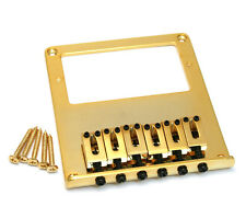 Gold Humbucker High Mass Bridge for Fender Telecaster/Tele® GB-THB-G